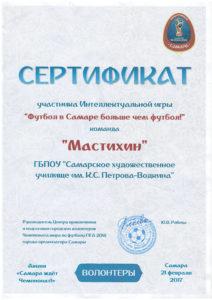 Мастихин-1