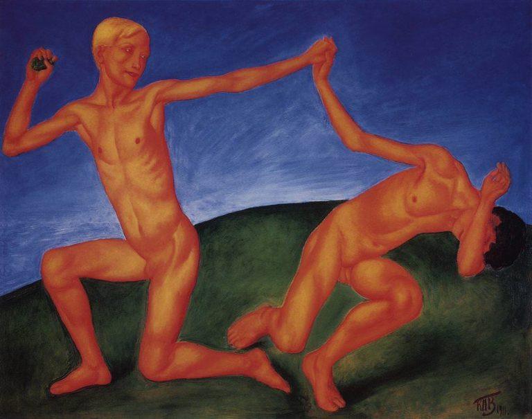 «Мальчики», 1911