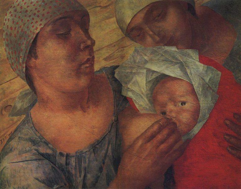 «Материнство», 1925